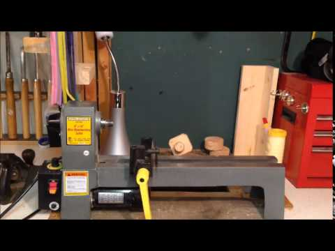 Central Machinery Wood Lathe Review