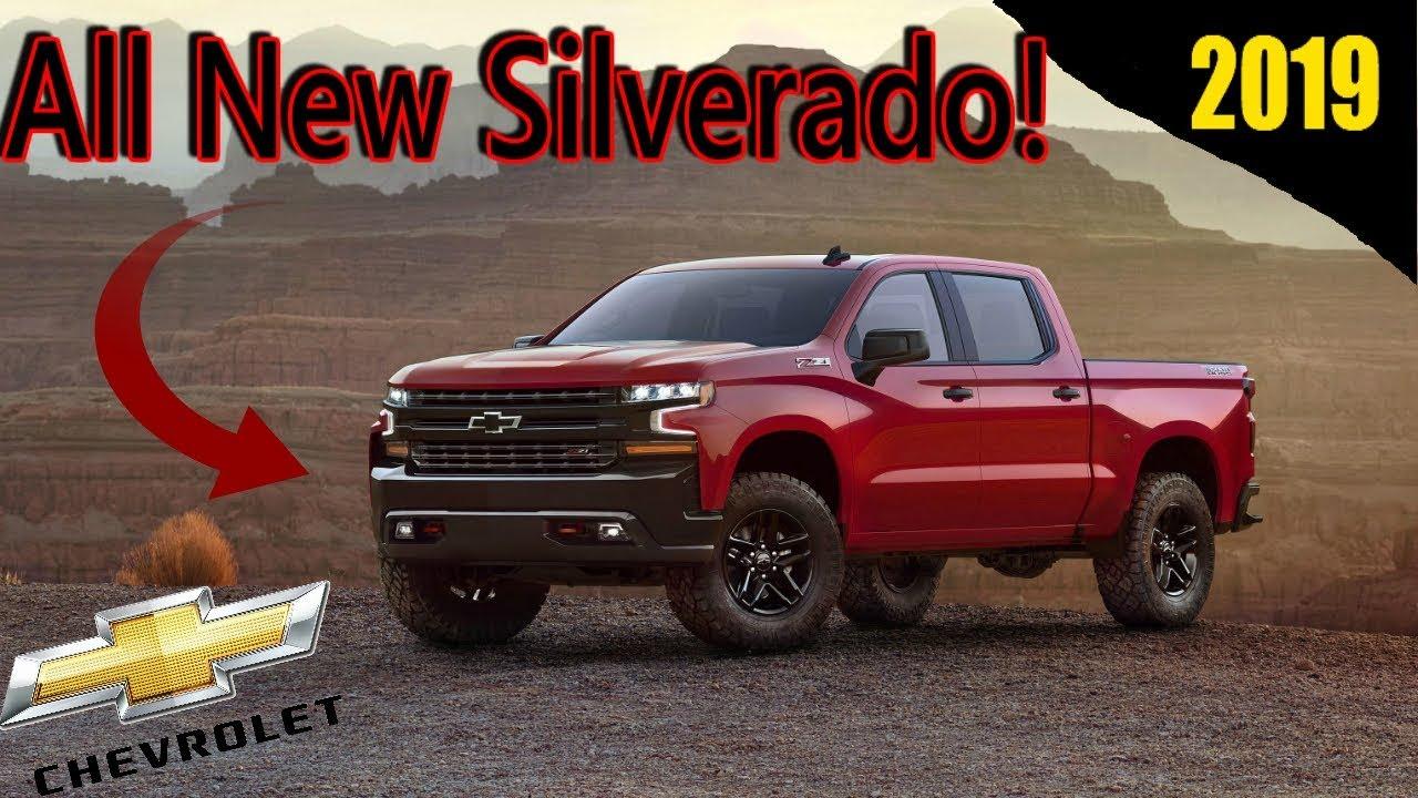 2019 Silverado Trail Boss Revealed