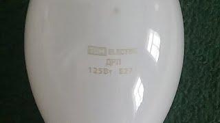 подключение Ламп Дрл 125 250 Дросель 250в