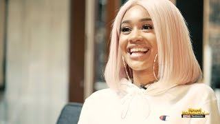 Saweetie talks Not Compromising Her Integrity, Writing Her Own Songs, Bay Area