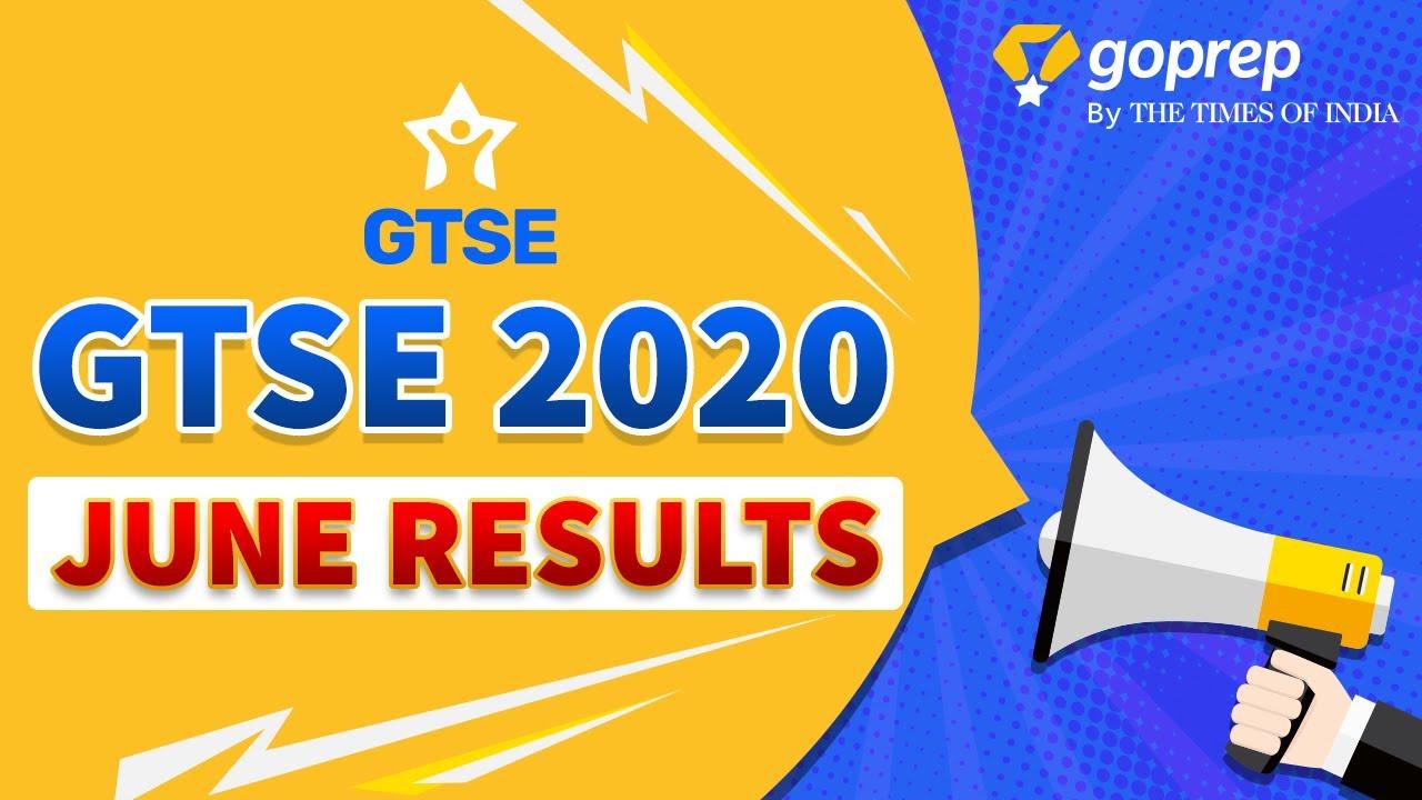 GTSE 2020 June Result Discussion | List of Winners | Goprep