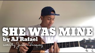 She Was Mine X Cover By Justin Vasquez