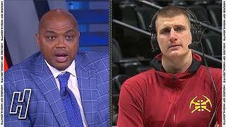 Nikola Jokic Postgame Interview - Game 2 - Blazers vs Nuggets | 2021 NBA Playoffs