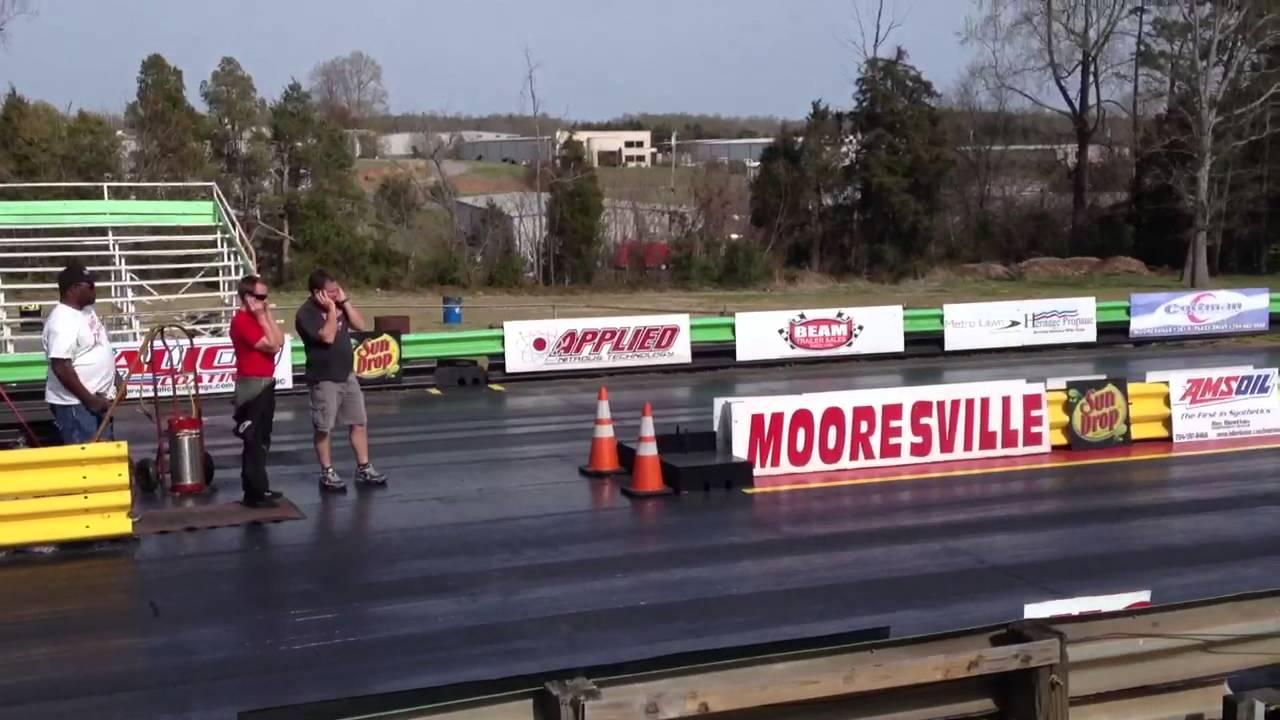 Mooresville drag strip