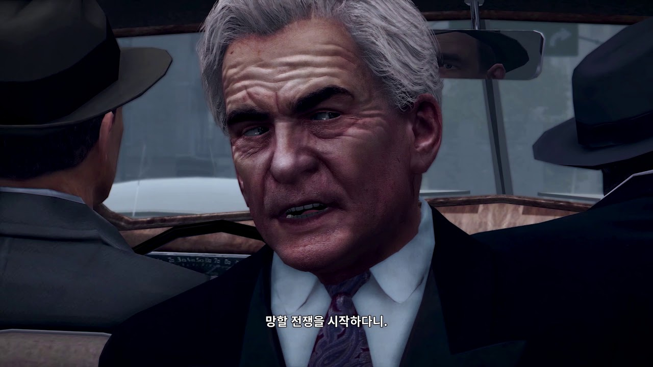 PS4 I 마피아 II 데피니티브 에디션 공식 출시 트레일러
