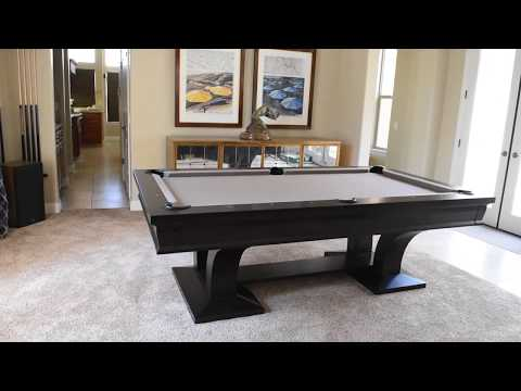 Penthouse Modern Pool Table Contemporary Pool Tables