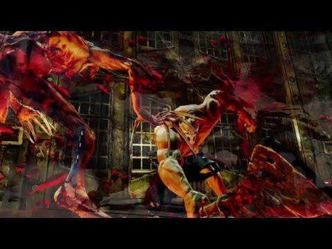 SplatterHouse - OST - ASG - Dream Song (HD-1080p)