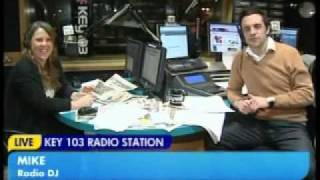KEY103 - Mike & Chelsea on GMTV