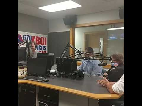 Jeanette and Josh Phillips on The Nate Shelman Show