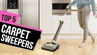 5 Best Carpet Sweepers 2018