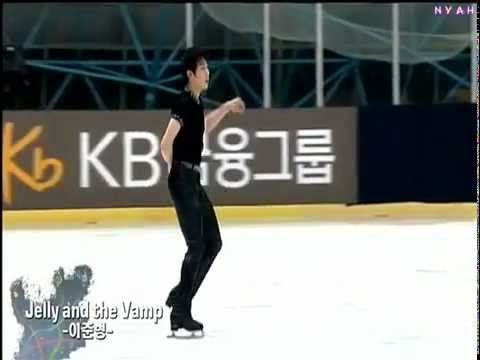 2012 KOR Nats, Men FS / LEE June-Hyoung (Broadcasting Ver.)