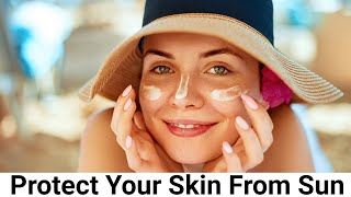 DIY Face Mask To Protect Your Skin From Sun Dr Vivek Joshi
