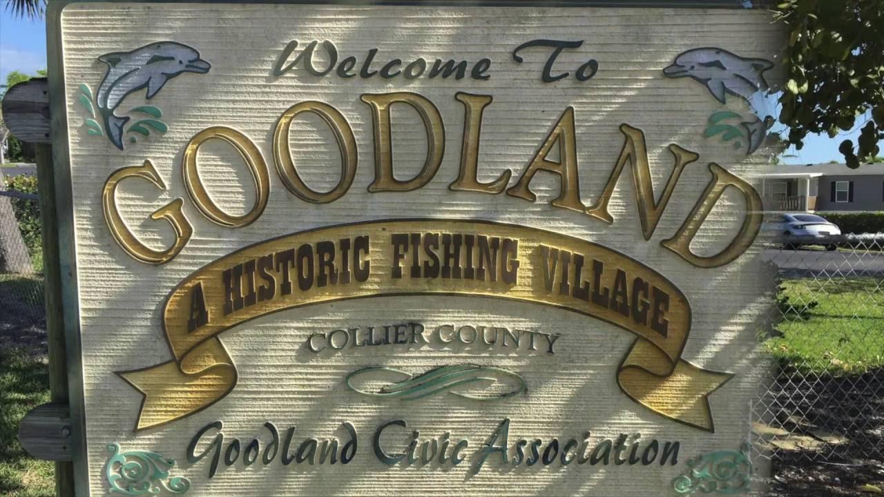 "Tour of Rustic Goodland FL, ""A Historic Fishing Village"""