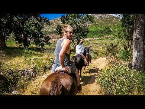 HORSE RIDING ADVENTURE!
