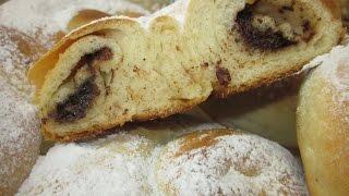 "Рецепт- Испанские булочки ""Ensaimadas"""