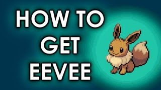 Pokemon Black and White 2 Tutorial - How to get Eevee
