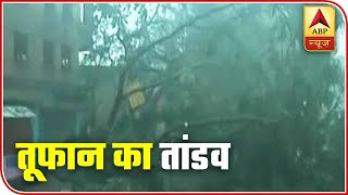 Amphan Updates: Visuals Of Heavy Damage As Cyclone Hits West Bengal | ABP News