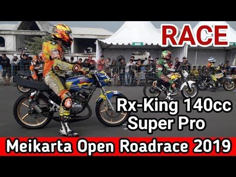 Race Rx-King SuperPro 140cc Tune up #MeikartaBniPikoliOpenRoadrace2019
