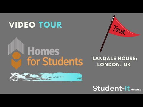 Landale House - Student Accommodation in London: Accommodation Tour