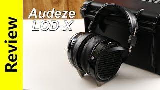 Audeze LCD-X | truly unique & special