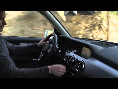 Новый Mercedes Benz GLK 2012
