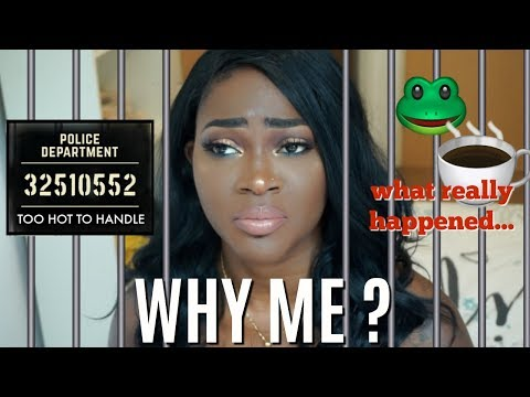 I GOT ARRESTED!! TRUTH BEHIND MY DEPRESSION/ANXIETY! SPILLING THE TEA .. FINALLY