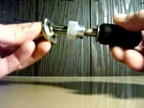 7 pin tubular lock pick