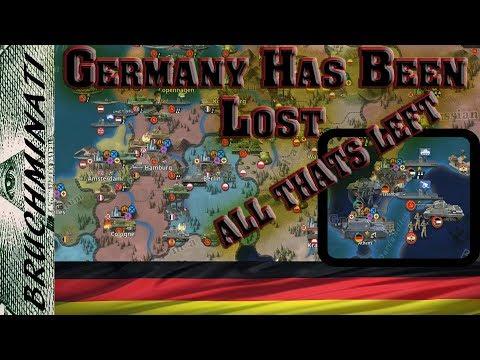 World Conqueror 4 Patriotic War Mod | Germany 1950 #1; NATO Vs WTO vs AXIS All German Land Is Lost!