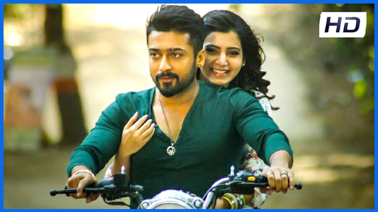anjaan - tamil movie pics - surya,samantha (hd)