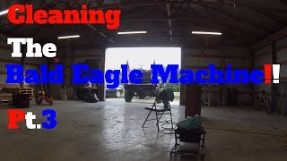Cleaning your Bald Eagle Machine Pt3
