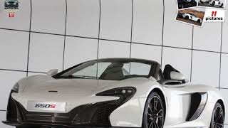 McLaren 650S Spider Al Sahara 79 by MSO 2016 Videos
