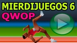 El Atleta Gilipollas - Mierdijuegos 6 - QWOP