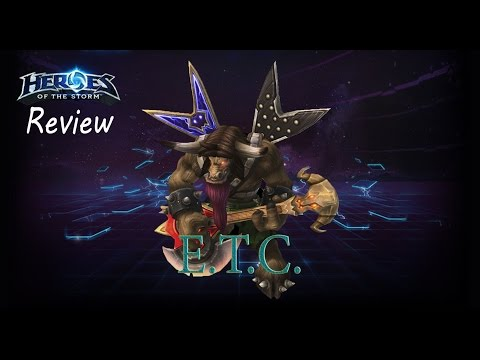видео: heroes of the storm: Обзор-гайд (56 выпуск) - e.t.c.