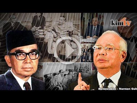Adik beradik Najib nafi spekulasi harta Tun Razak