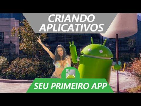 MIT App Inventor Português - Programa Para Criar App Android Grátis #01
