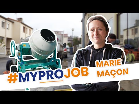 Marie - Maçon à Montauban - #MYPROJOB - PROMAN