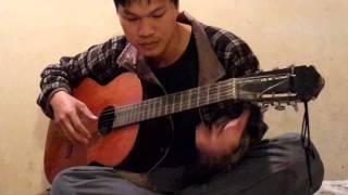 Diễm xưa Em hãy Ngủ Đi  Hát cho một người nằm xuống  Cover guitar (Trịnh công sơn)