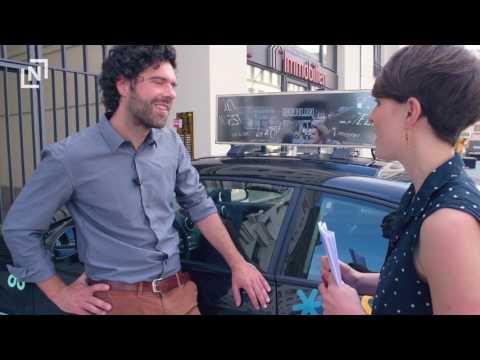 Wie dieses Gründer mit parkenden Autos Geld verdienen will
