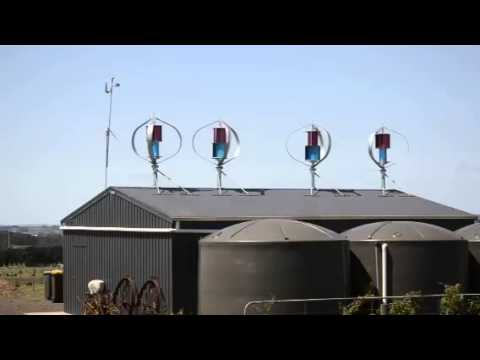 Vertical Axis Maglev Wind Turbine from China Typmar