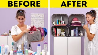 SMART HOME ORGANIZATION HACKS || 5-Minute Decor Tips To Organize Your Space