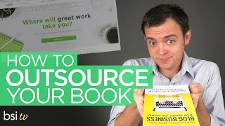 Outsource Your Book Writing & Creation Process the RIGHT WAY (Upwork)