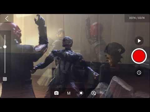 Marvel Wars BTS Captain America The Hydra Soldier