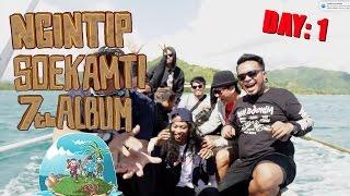 #Soekamti7thAlbum - Day 1 Gili Sudak Lombok