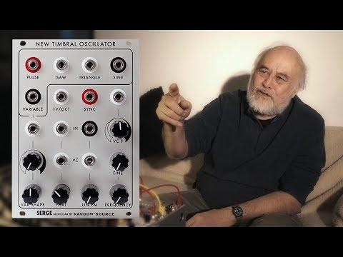 Serge Modular NTO
