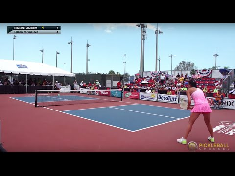 Pro Women's Singles Gold Medal Match - Minto US Open Pickleball Championships