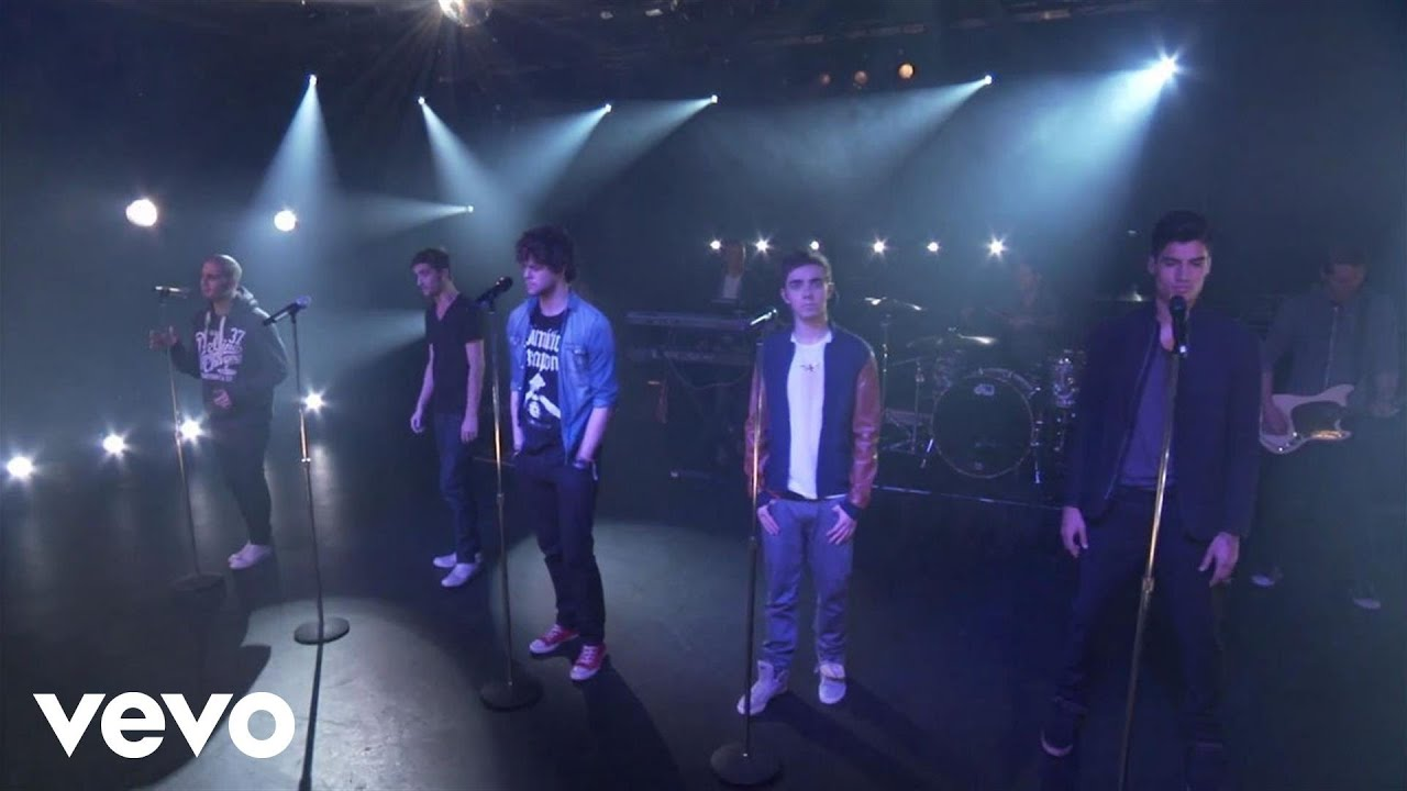 The Wanted - Gold Forever (AOL Sessions)
