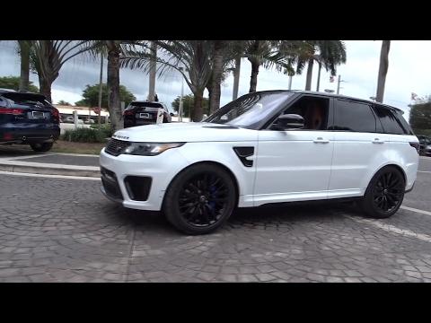 Range Rover Miami Beach Fl