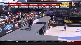 2012 X-Games BMX Street Final