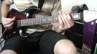 Township Rebellion Guitar Cover