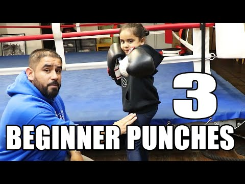 3 BEST PUNCHES FOR BEGINNERS, HIP MOVEMENT